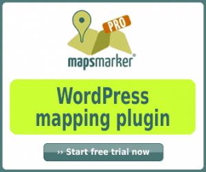 Maps Marker WordPress Mapping Plugin